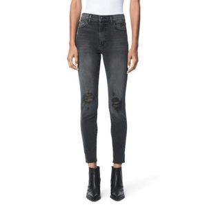 Joe's Jeans The Charlie High Rise Ankle Skinny Jeans